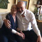 Feston 56 vjetorin e lindjes, Rama ndan foton me të ëmën: Me gruan që më dha jetën