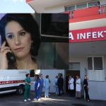 """""""A i keni trutë në kokë?""""/Aida Shtino 'shpërthen' ndaj mjekëve të Infektivit: Mbajeni mend se ..."""