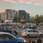 Tronditet kryeqyteti/Makina shpërthen në ecje, raportohet për një viktimë