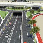 Unaza e Madhe/ Të hënën nis devijimi i trafikut, si do ndryshojë lëvizja e makinave